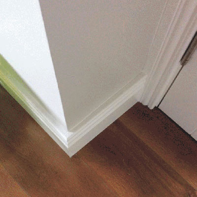 Match any wooden floor with our range of archivetraves and shirting boards