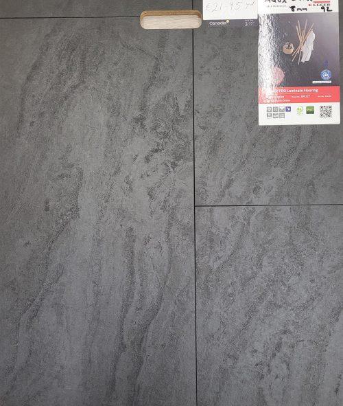 dark santino stone laminate flooring from egger