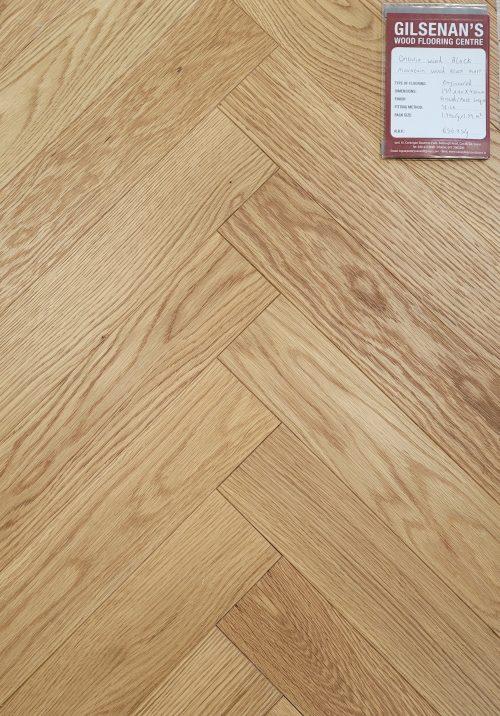 Mountain Wood Block parquet Flooring